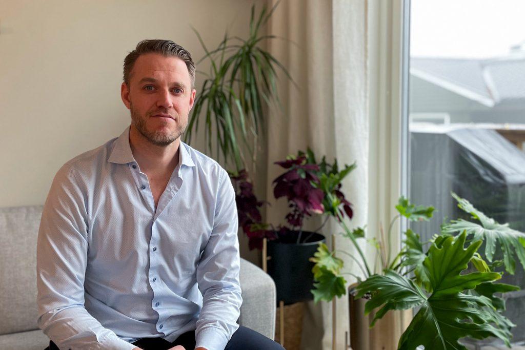 Ørjan Clausen er daglig leder i Northern Beat.